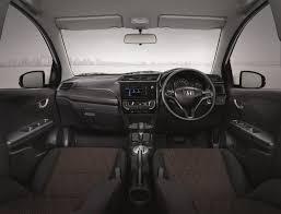 Interior Mobilio Honda Unveils The New Honda Mobilio An Innovative Sub Compact Muv