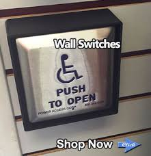 How Many Handicap Bathrooms Are Required Automatic Door Openers For Handicap And Ada Use Made In U S A