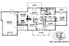 one colonial house plans kerala style single floor house plan ideas home plans with loft