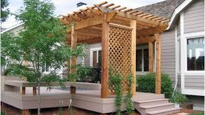 Backyard Swing Set Ideas Cedar Pergola Swing Garage Storage Above Garage Door Elegant