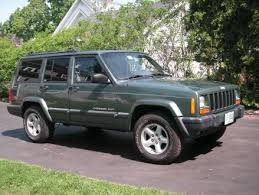light green jeep cherokee what was your first car archive old gold and black forums