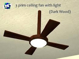 dark wood ceiling fan weathered wood ceiling fan naderve info