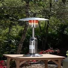 Tabletop Electric Patio Heater by Portable Propane Patio Heaters And Outdoor Electric Patio Heaters