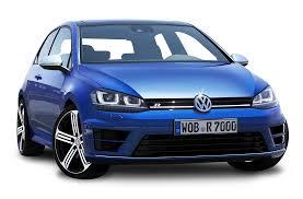 volkswagen car png volkswagen golf blue car png image pngpix