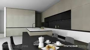 the modern living room kitchen dinning lounge u0026 home office