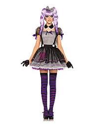 Halloween Costumes Broken Doll Womens Creepy Doll Costumes Voodoo Doll Broken Doll