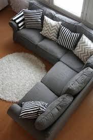 canap d angle gris pas cher canapé d angles fixes convertible pouf en tissu et microfibre