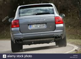 cayenne porsche 2006 porsche cayenne turbo s model year 2006 silver anthracite stock