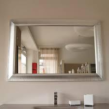 specchi con cornice gallery of specchi con cornice come elemento di arredo salone