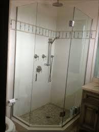 100 rain glass shower doors sateen 100 ground glass
