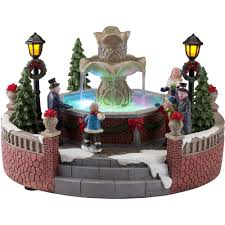 Danson Decor Christmas Lights Recall by Christmas Village Houses