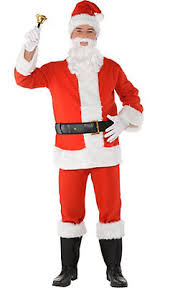santa costumes santa suits santa costumes for adults kids party city