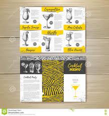 vintage martini illustration vintage cocktail menu design stock vector image 75120890