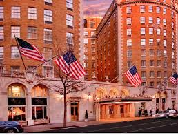 Map Of Hotels In Washington Dc by The Mayflower Hotel Washington Dc Dc Booking Com