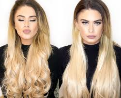 Bellami Ombre Hair Extensions by Hair Tutorial Archives Tashietinks