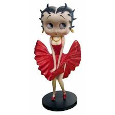 pin by snow on betty boop figurines betty boop