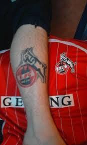 christian tattoo köln fc super fans zeigen ihre tattoos express de