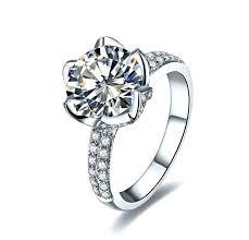 engagement rings flower design design for ring flower design ring