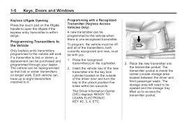 2011 cadillac srx manual 2010 cadillac srx owners manual
