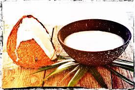 utilisation du lait de coco en cuisine lait de coco pour cheveux quels sont les avantages et comment l