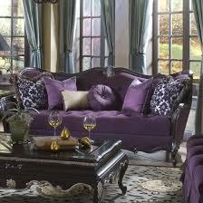 Tufted Living Room Set Furniture Lily Velvet Tufted Sofa In Navy For Living Room