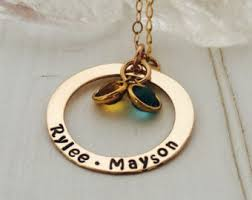 14kt gold name necklace handmade gold name necklace etsy