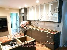 ikea cabinet installation contractor ikea cabinet installation contractor kitchen installation kitchenaid