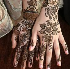 Worlds Best Mehndi Design
