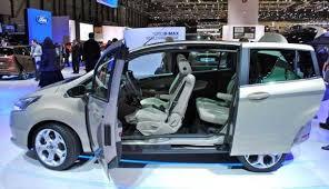 auto con porte scorrevoli ford b max al salone di ginevra 2012 eventi motori it