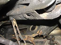 2007 dodge caliber subframe rust 10 complaints