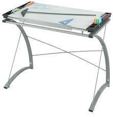 Split Level Drafting Table Safco Adjustable Height And Tilt Split Level Drafting Drawing