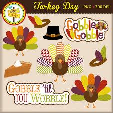 thanksgiving clipart turkey clip digital clipart