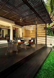 house tour a resort style home with modern touches decking