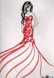 photos easy fashion sketches drawing art gallery