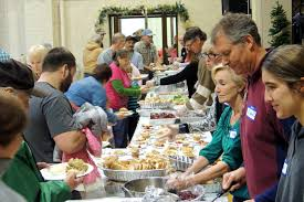 thanksgiving celebration donate volunteer lafayette