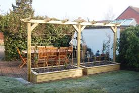 Pergola Ideas Uk by Customer Project Details Jacksons Fencing Try This Idea To