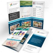 18 church brochure templates for modern churches designercandies