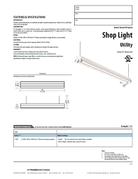 Cold Weather Fluorescent Light Fixtures by Amazon Com Lithonia Lighting 1233 Cw 232 Shoplight 4 Feet 2 Light