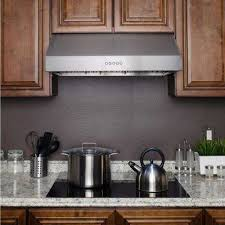 36 in under cabinet range hoods range hoods the home depot