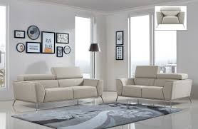 modern contemporary furniture divani casa velva modern beige u0026 brown fabric sofa set