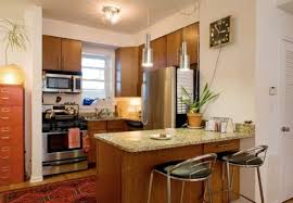 open kitchen design for small kitchens photo of well open kitchen