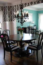 Black Chandelier Dining Room Black Dining Room Chandelier Dining Room Cintascorner Black