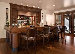 Wet Bar In Dining Room Seagrass Bar Stools Home Bar Traditional With Wet Bar Home Bar