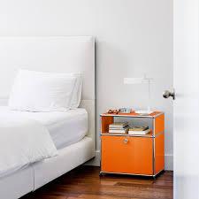 nachttischle design ein nachttisch im design usm haller usm interior design