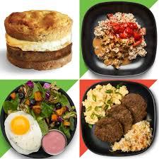 snap kitchen breakfast