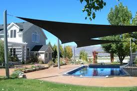 lyshade x triangle sun shade sail canopy uv block photo with