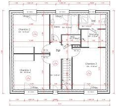 plan chambre parentale avec salle de bain et dressing photo suite parentale avec dressing traversant et plan
