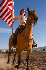 Do You Have A Flag Do You Have What It Takes To Be A Rodeo Queen News
