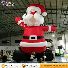aliexpress buy free delivery 5m high large santa
