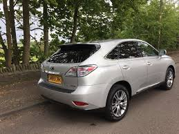 lexus rx450h uk used used lexus rx 450h suv 3 5 se l station wagon cvt 5dr in berkeley